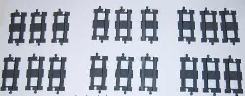 LEGO Duplo - 18 gebogene Schienen