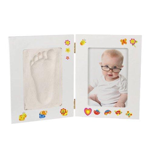 DIY Portafotos para Bebé con Kit de Yeso (precio: €)