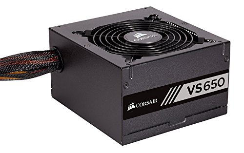 Corsair VS650 650 W Active PFC 8...