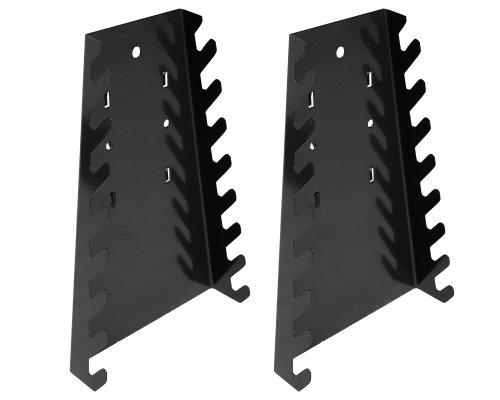 Lochwandhaken Hakensortiment Werkzeuglochwandhaken Metall 22 - teilig, grau -