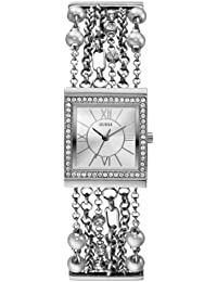 Guess - W0140L1 - Montre Femme - Quartz Analogique - Bracelet Métal Argent
