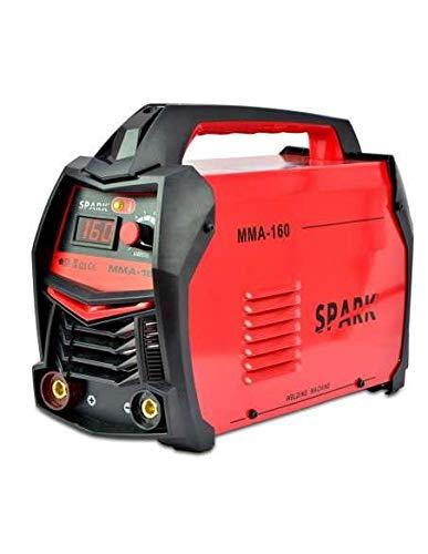 Spark - Soldador Inverter Soldadora Equipo de Soldadura Electrodo Electrodo...
