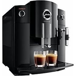 Jura Impressa C60 - Máquina de café automática, 1450 W, color negro piano