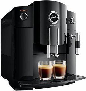 Jura Impressa C60-Macchina da caffè automatica, 1450W, colore: nero pianoforte