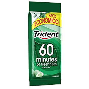 Trident Chicles 60 Minutos...