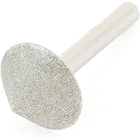 25 mm Diámetro de 90 grados de la forma cónica Individual Tipo de ángulo de perforación de diamante montado en el