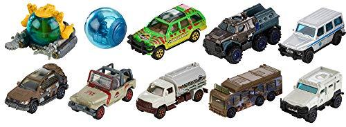 Jurassic World - Surtido vehículos Matchbox (Mattel FMW90),...