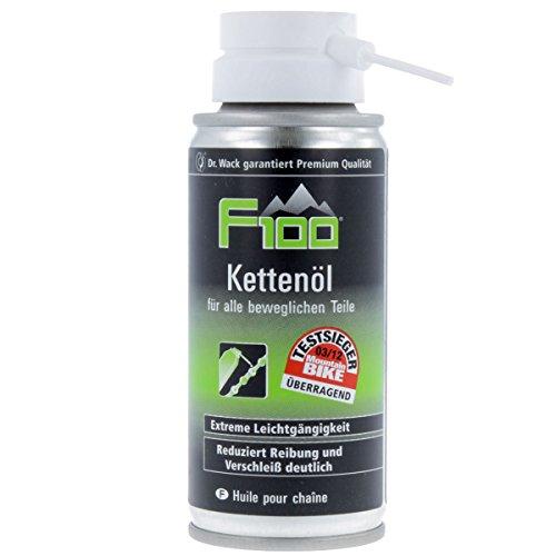F100 Kettenöl für alle Bewegliche Teile, 100ml