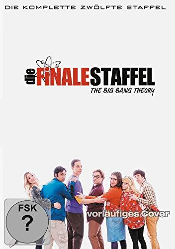 Cover The Big Bang Theory - Staffel 12