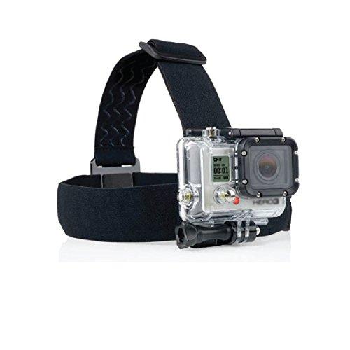 Einstellbare elastische Kopfband Berg Gürtel für GoPro HD Hero 1 2 3 4 Kameras