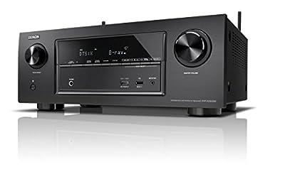 Denon AVR-X2300 Sintoamplificatore HD con Dolby HD e DTS:X, Nero al miglior prezzo - Polaris Audio Hi Fi