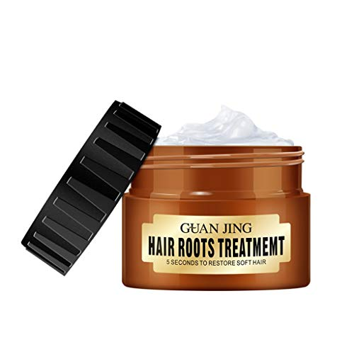 YusellYu Haarentgiftende Haarmaske Fortschrittliche molekulare Haarbehandlung Wiederherstellung Elastizität Gesundheit und Schönheit Hautpflege -
