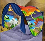 Bureze Traumzelt Baby Kinder Jungen Mädchen Bett Schloss Spielen Einhorn Haus Biwical Dream World Toy Zelte Lavendel