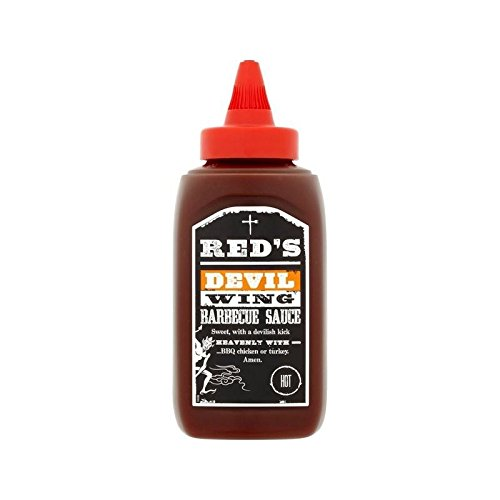 Aile Diable Sauce Barbecue De 320G De Rouge - Paquet de 4