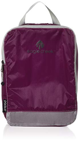 Eagle Creek Kleidertasche Pack-it Specter Clean Dirty Half Cube Organisatoren - klein, Grape (violett) - EC041337157 -