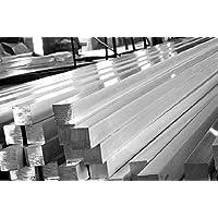 40 X 40 mm in acciaio Asta quadrata St35 /Ø5 X 5 asta quadrata Fe in acciaio pieno materiale  2 metri Vierkant