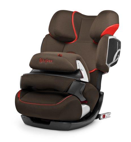 Preisvergleich Produktbild CYBEX GOLD Pallas 2-fix Autositz Gruppe 1/2/3 (9-36 kg), Kollektion 2014, Mahagony