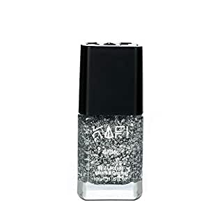 KAFI Glitter - Born With Silver Spoon - 0.35 US FL OZ