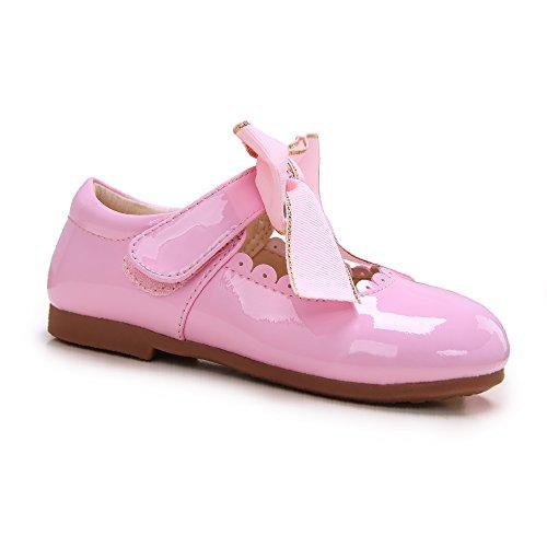 Pettigirl, Mädchen Bootsschuhe, rosa - Rose - Größe: 22