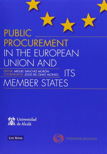 Public Procurement in the European Union and its Member States (Monografía)