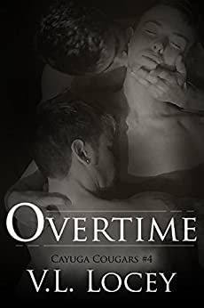 Overtime (Cayuga Cougars Book 4) (English Edition) par [Locey, V.L.]