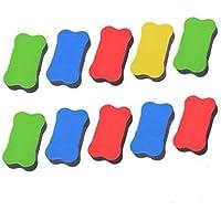 Confezione da 10colori assortiti Lavagna Magnetica Piccola