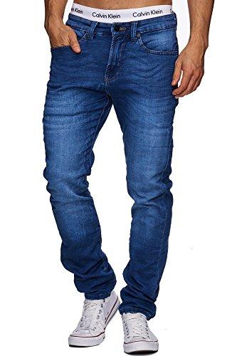 !Solid Herren Slim Fit Frank Stretch Blue Jeans 28/32 29/32 30/32 31/32 32/32 33/32 34/32 36/32 31/34 32/34 33/34 34/34 36/34 Blue (MEDIUM USE 9050)
