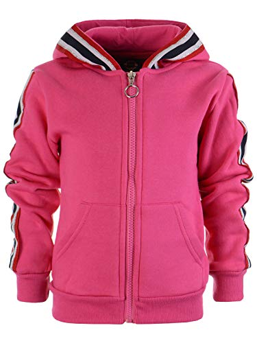 BEZLIT Mädchen Kinder Kapuzen Pullover Hoodie Sweat Shirt Jacke Kapuze 22864 Pink 104