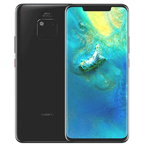 Huawei Mate 20 Pro Smartphone from 128 Gb, Tim Brand, Black [Italy]