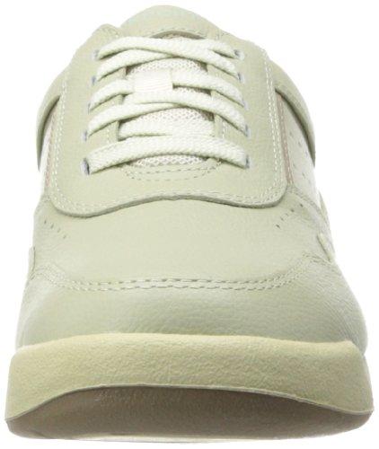 Rockport M7100 Milprowalker Sport White/Wheat, Derbys Homme Blanc (White/wheat)