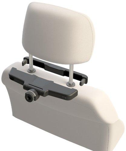 Exelium UP220 Set für iPad Mini:  Standfuß- & Kopfstützensystem, nutzbar vertikal (25°/60) & horizontal (25°/60°), weiß