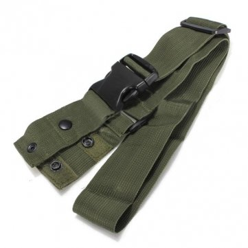 Tactical Waist Pack Military Camping Hiking Sport Bag --- Color:Black