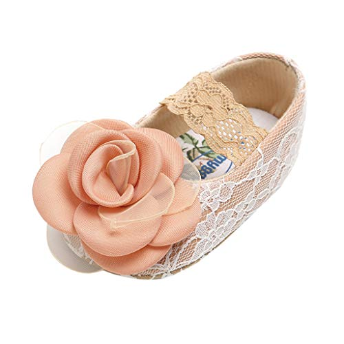 Bébé Chaussures Premiers Pas,Daysing Bébé Filles Cuty Crown Wing Hood & Loop Mode Toddler Premiers Marcheurs Chaussures pour Enfants Nouvelles Bon Marché Robustes, Confortables et Respirantes