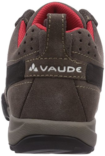 VAUDE Women's Leva, Chaussures de Fitness femme Marron - Braun (claret red 237)