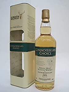 Aultmore 2005 / Bot.2016 / Connoisseurs Choice / 70cl from Aultmore