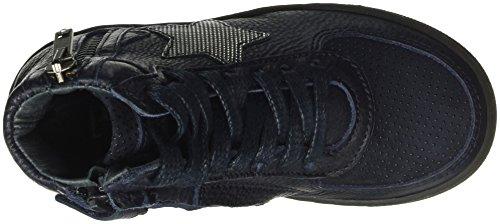 HIP - H1184, Scarpe da ginnastica Bambina Blu (Blau (46CO/Cc))