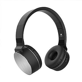 AIHOME Bluetooth Headset Hallo-Fi Stereo Kabellose Bluetooth Kopfhörer Wireless Headset Weiche Ohrenschützer für PC Mobile TV BT 4.2 Wireless Headset