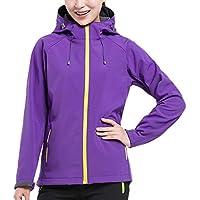 Hanomes Damen pullover, Frau Outdoor-Softshell-Outfits Outdoor-Sport-Fleece Kapuzenmantel preisvergleich bei billige-tabletten.eu