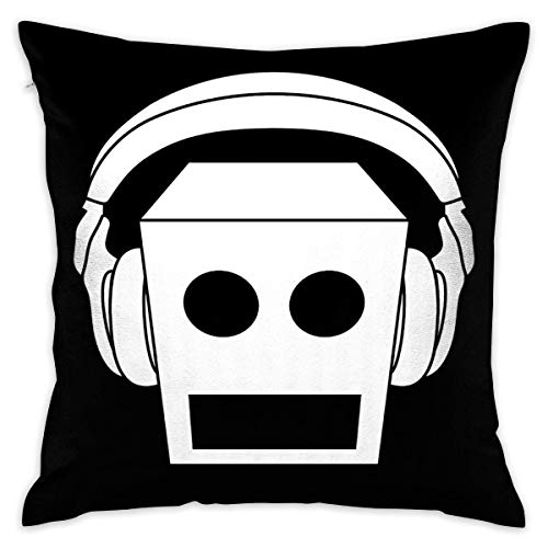Decorative Throw Pillow Cover, Pillow case,Pillowcases Kissenbezüge Perfect for Place on The Sofa, Bed, Coffee Shop, Library, Book Store, Party, Club.