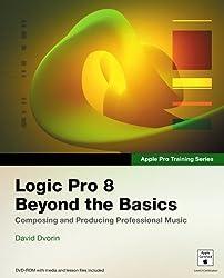 Apple Pro Training Series: Logic Pro 8: Beyond the Basics