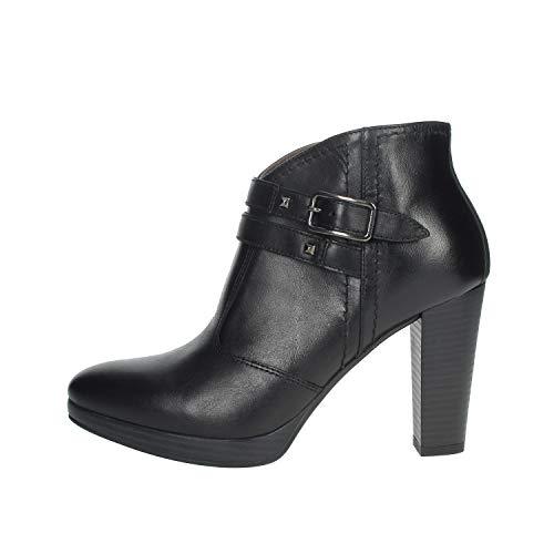 Nero Giardini A908712D Tronchetto Mujer Negro 36
