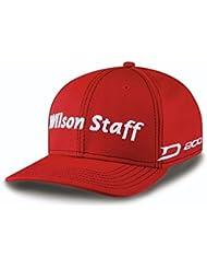 2015 Wilson Staff D200 Mens Golf Cap - SnapX Adjustable Fit