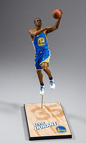 McFarlane NBA Series 30 KEVIN DURANT #30 - Golden State Warriors Figur