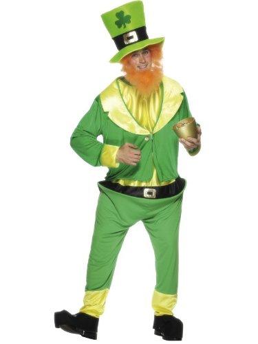 Preisvergleich Produktbild Irischer Kobold Kostüm Koboldkostüm Fasching M/L