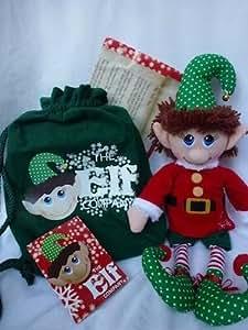 The Elf Company Elf Boy like Elf on the shelf/Elf Magic