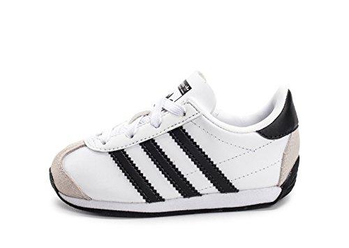 Adidas Country OG EL I, Weiß Weiß