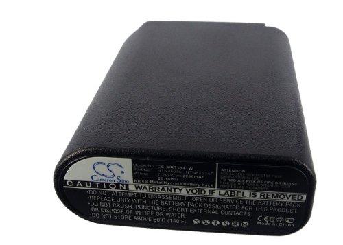 Motorola Astro Saber (CS-MKT594TW Akku 2800mAh Kompatibel mit [Motorola] Astro Saber, MX1000, MX2000, MX3000, MX3010, Saber 1, Saber 2, Saber 3, Saber I, Saber I R, Saber II, Saber II R, Saber III, T2000 Ersetzt NTN4538,)