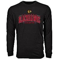 Levelwear NHL CHICAGO BLACKHAWKS Mesh Text Long Sleeve Sweatshirt