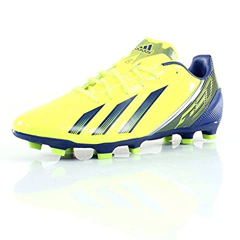 Adidas chaussures de football 44 Jaune/bleu