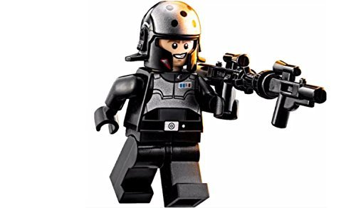 els Minifigure - Agent Kallus Imperial Security Double Blasters (75083) ()